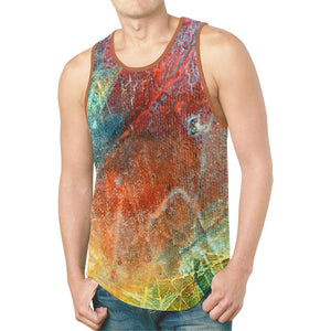 Paint Tank Top for Men