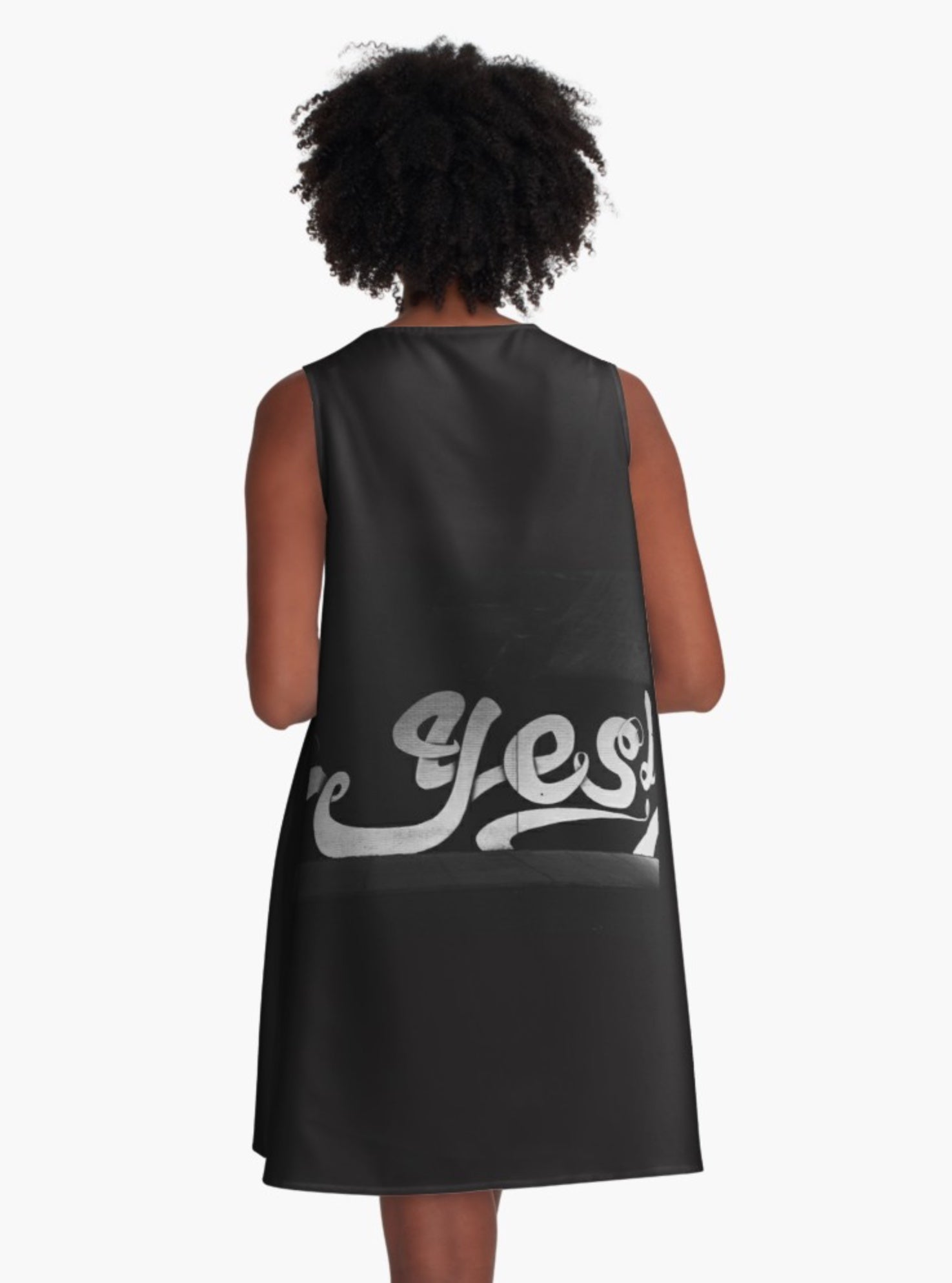Yes! A-Line Dress