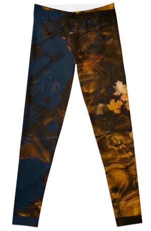 Autumn Reflections Leggings