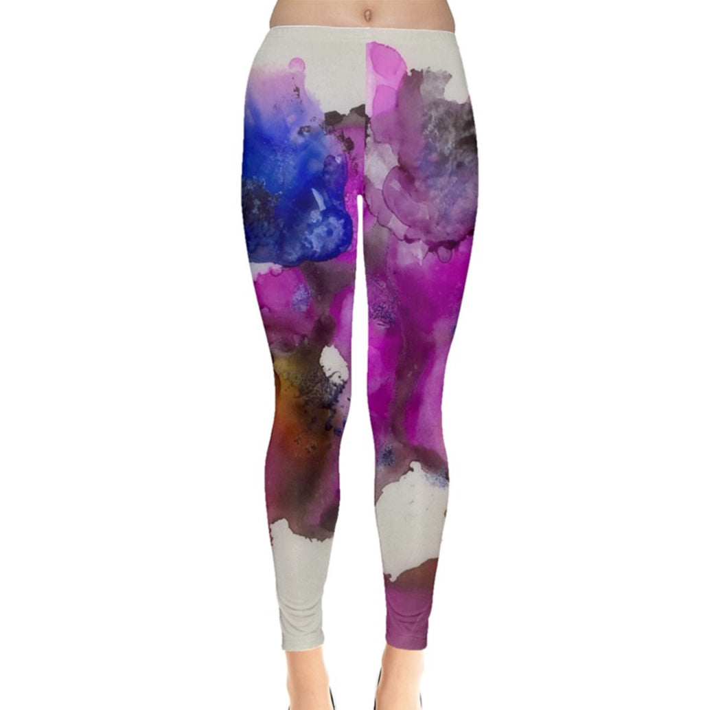 Sing Until You Smile Leggings