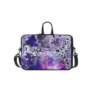 Who Loves Purple? Briefcase for Macbook Pro 15''