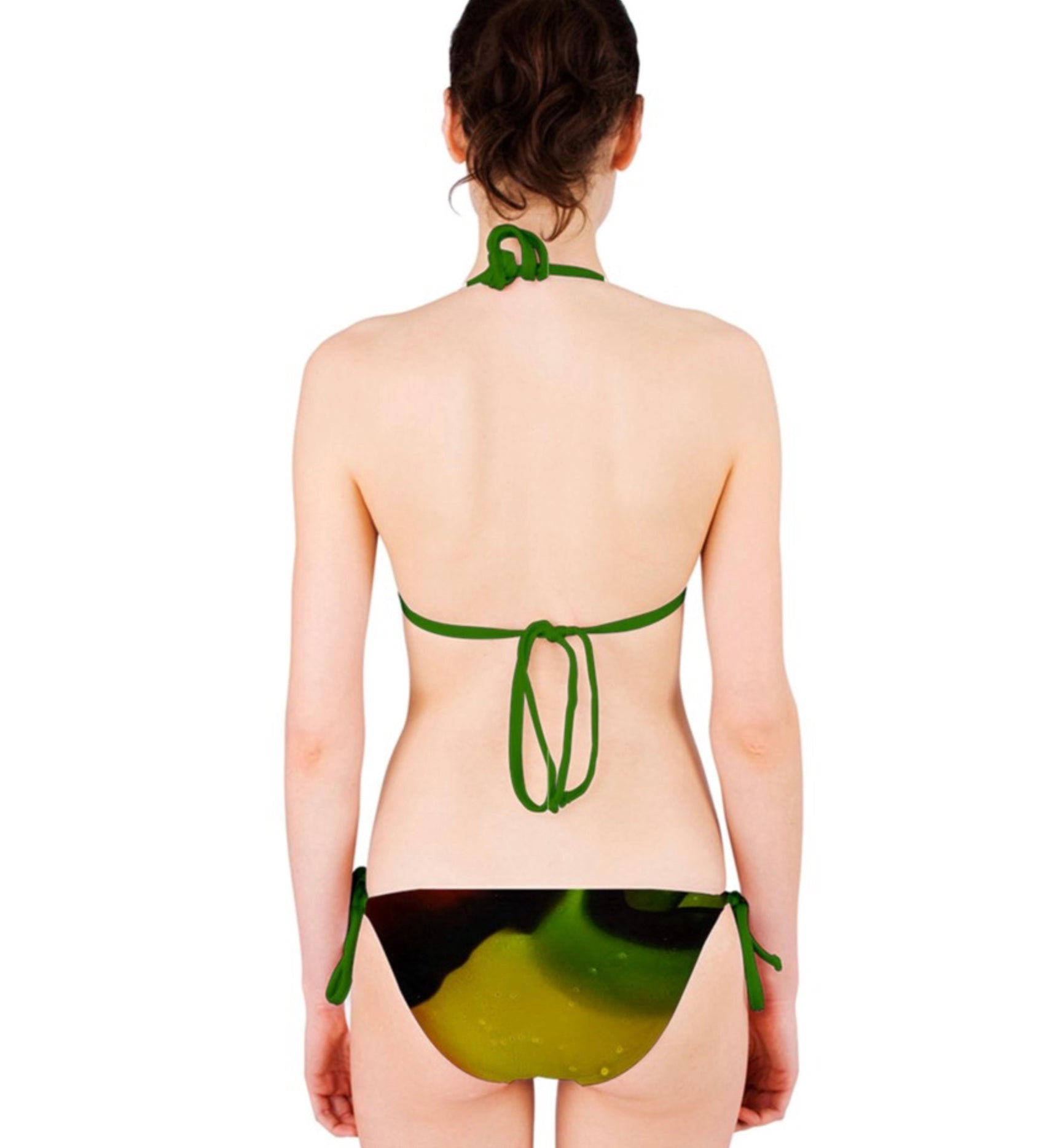 The Green Team Bikini