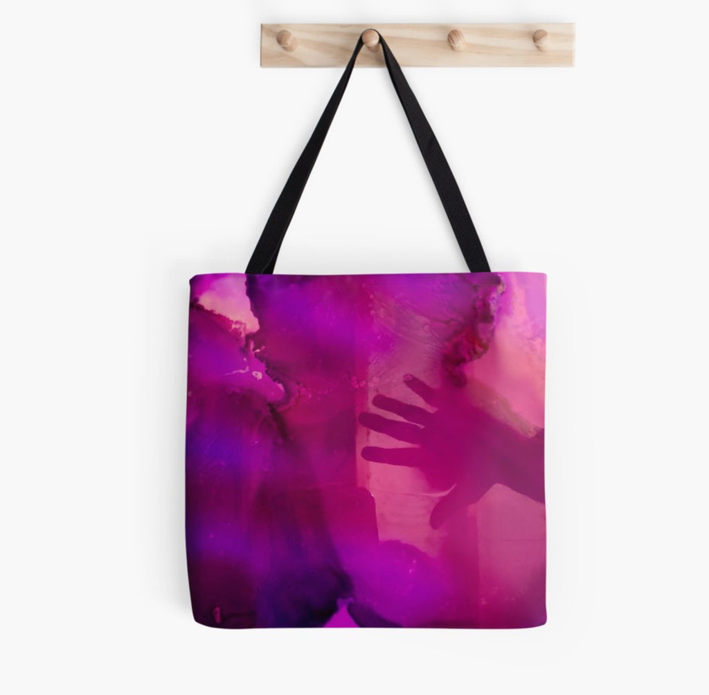 Unhand My Heart Tote Bag