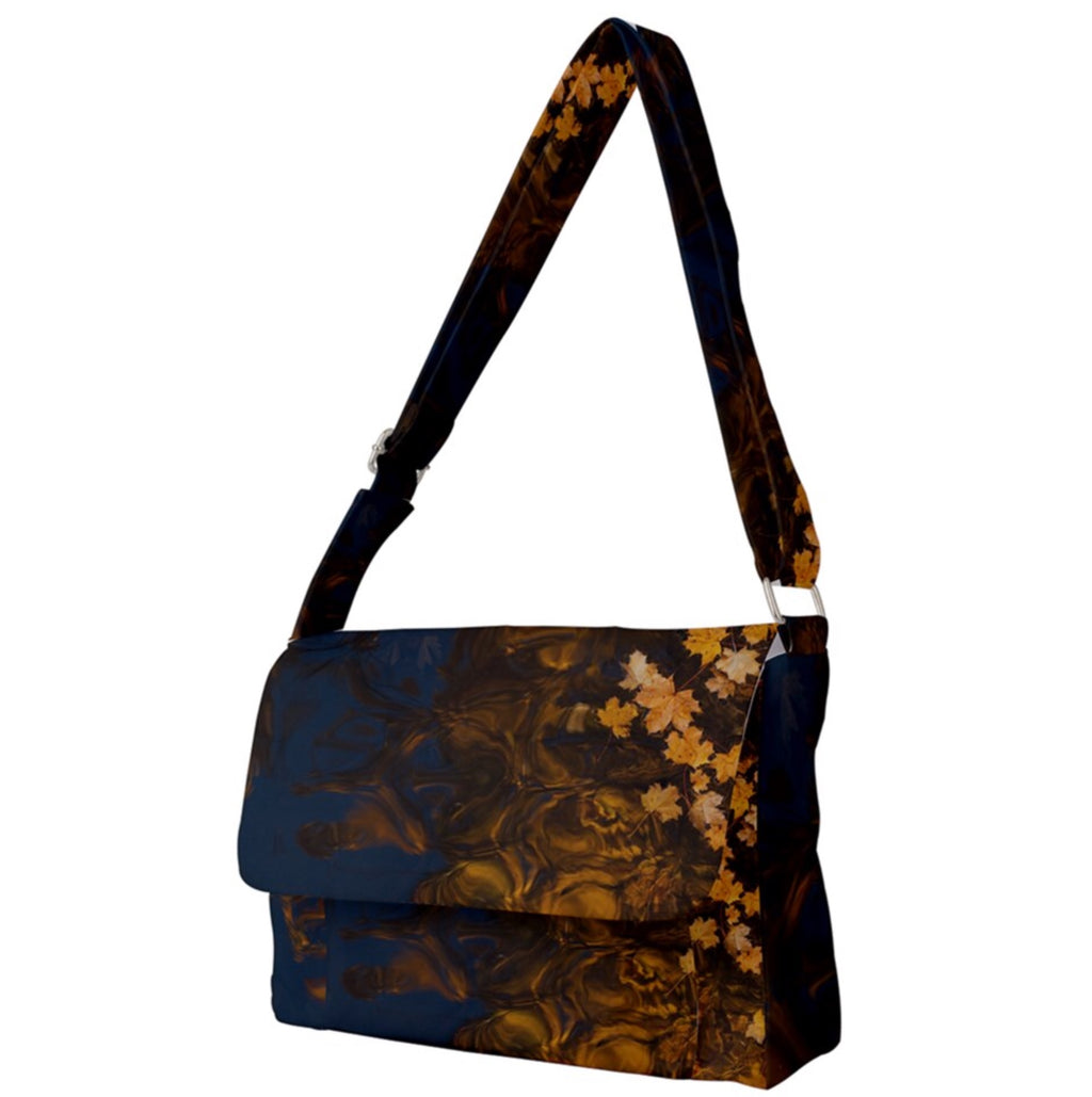 Dream Leaves Messenger Bag