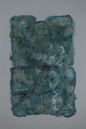 Create Art with Silk Fibers