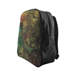 It's a Jungle Out  There School Backpack