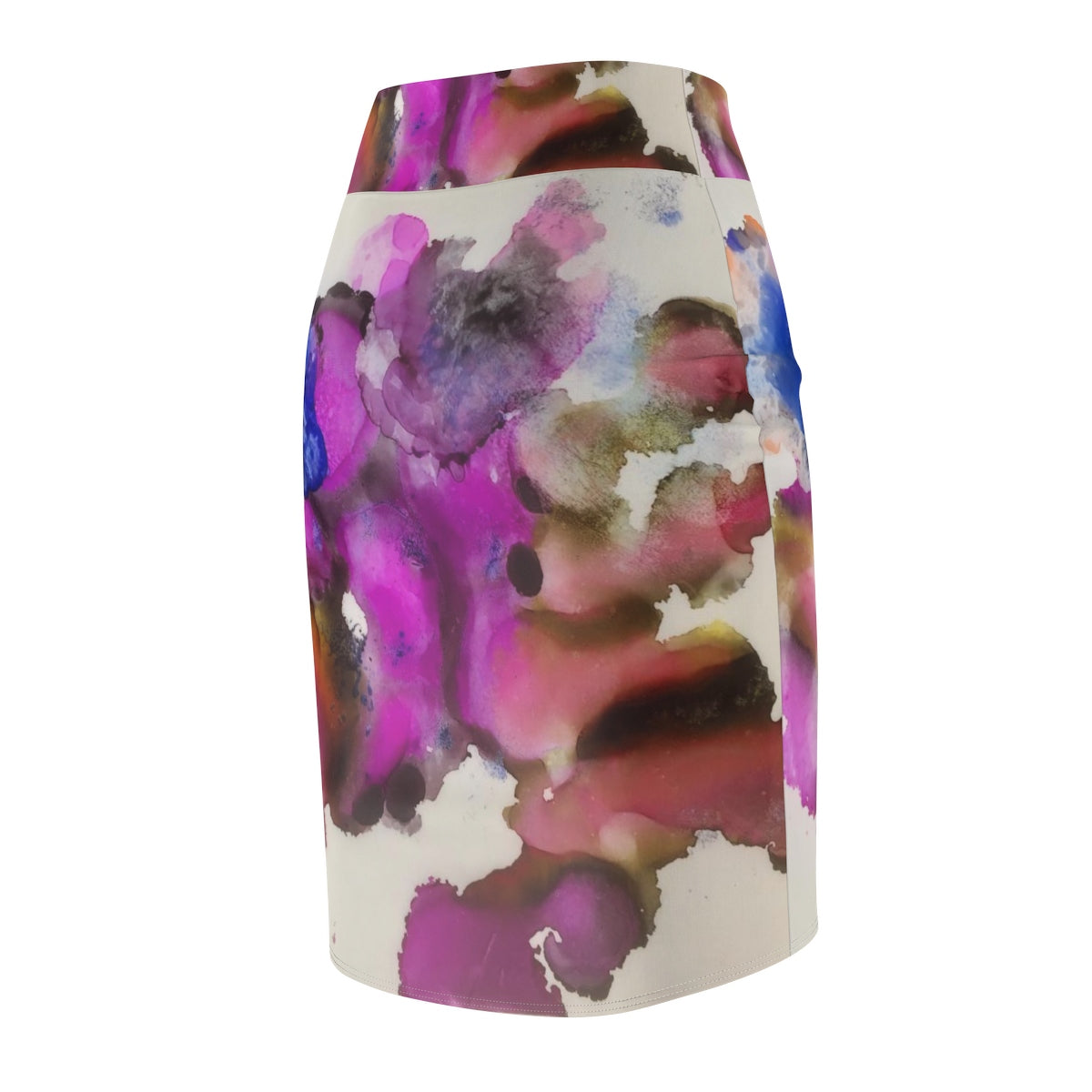 Dance Until You Smile Pencil Skirt