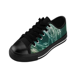 Drizzled Green Men's Sneakers