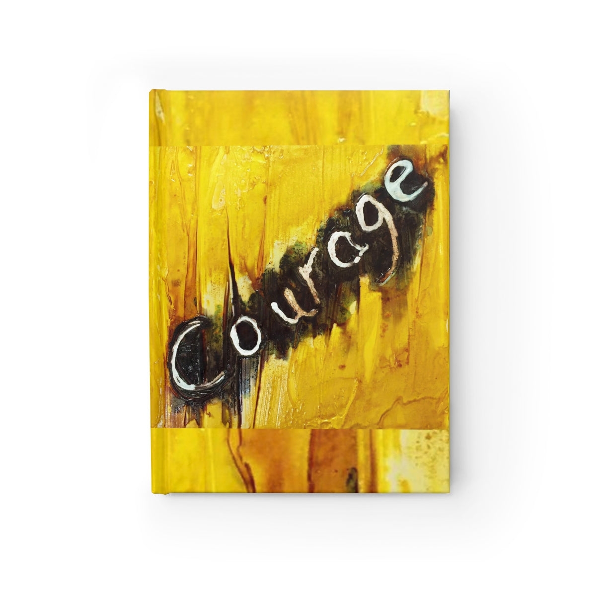 Courage Journal - Ruled Line