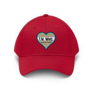 Dr T Unisex Twill Hat Red