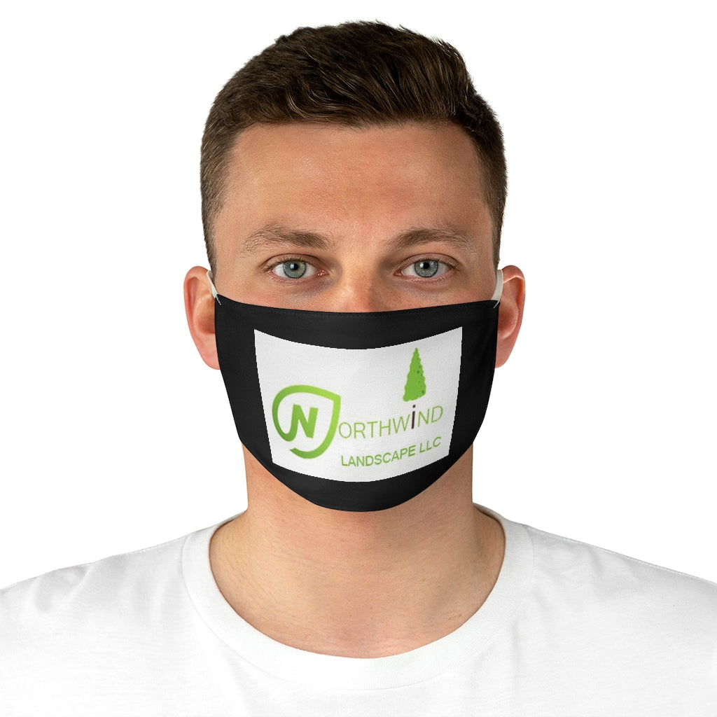 Northland Landscaping Fabric Face Mask