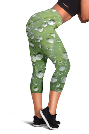Rain for Australia Capri Leggings