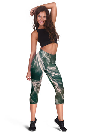 Gaia Speaks Capri Leggings