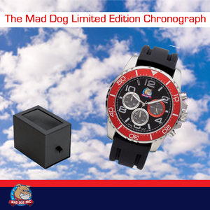 Limited Edition Chronograph
