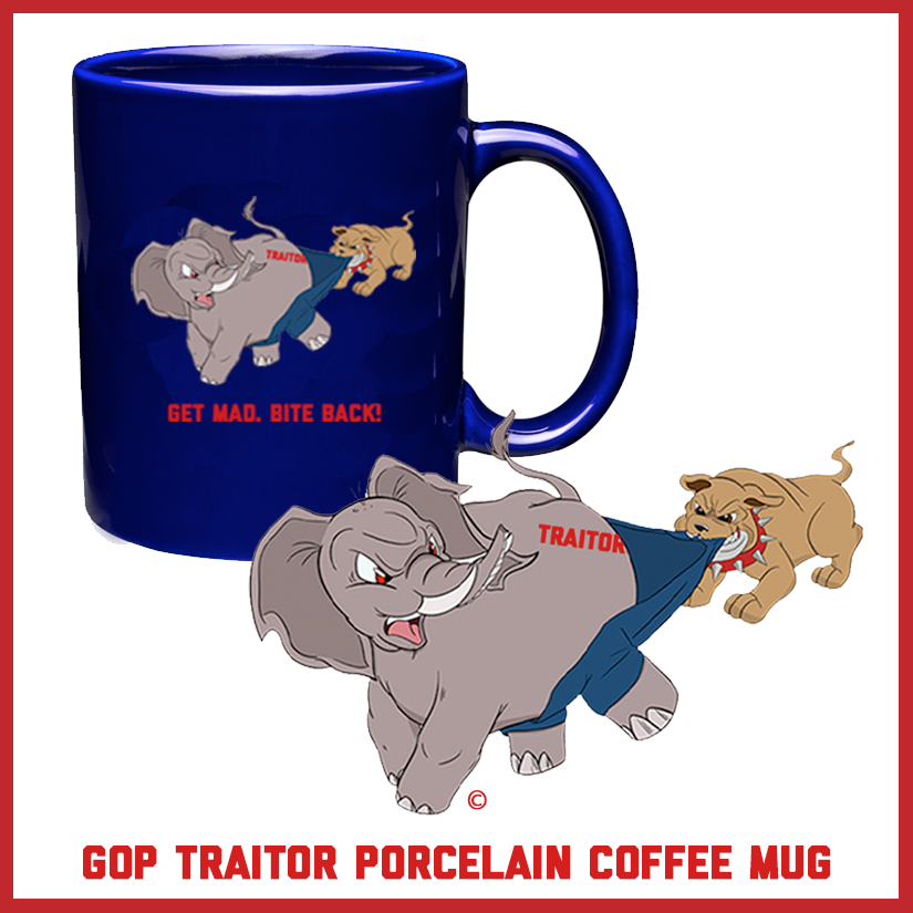 GOP Traitor Mug