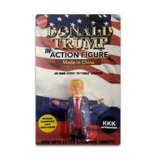 Load image into Gallery viewer, Trump (In)Action Figure
