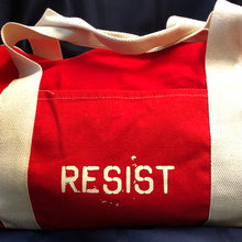 Load image into Gallery viewer, Resist Red Duffel