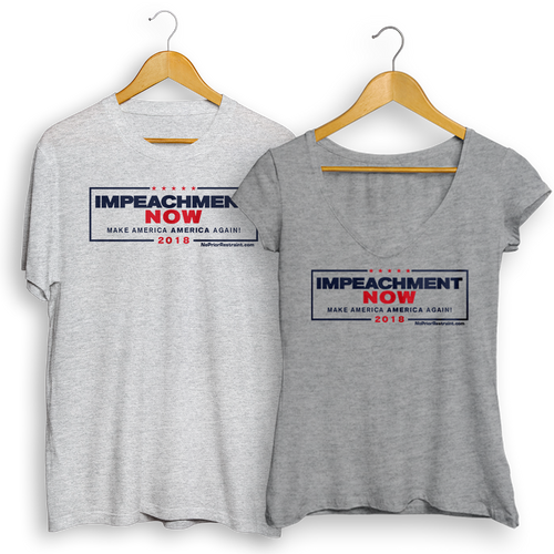 Impeachment Now Tee