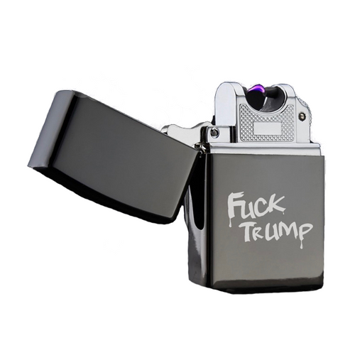 The Fuck Trump USB Lighter