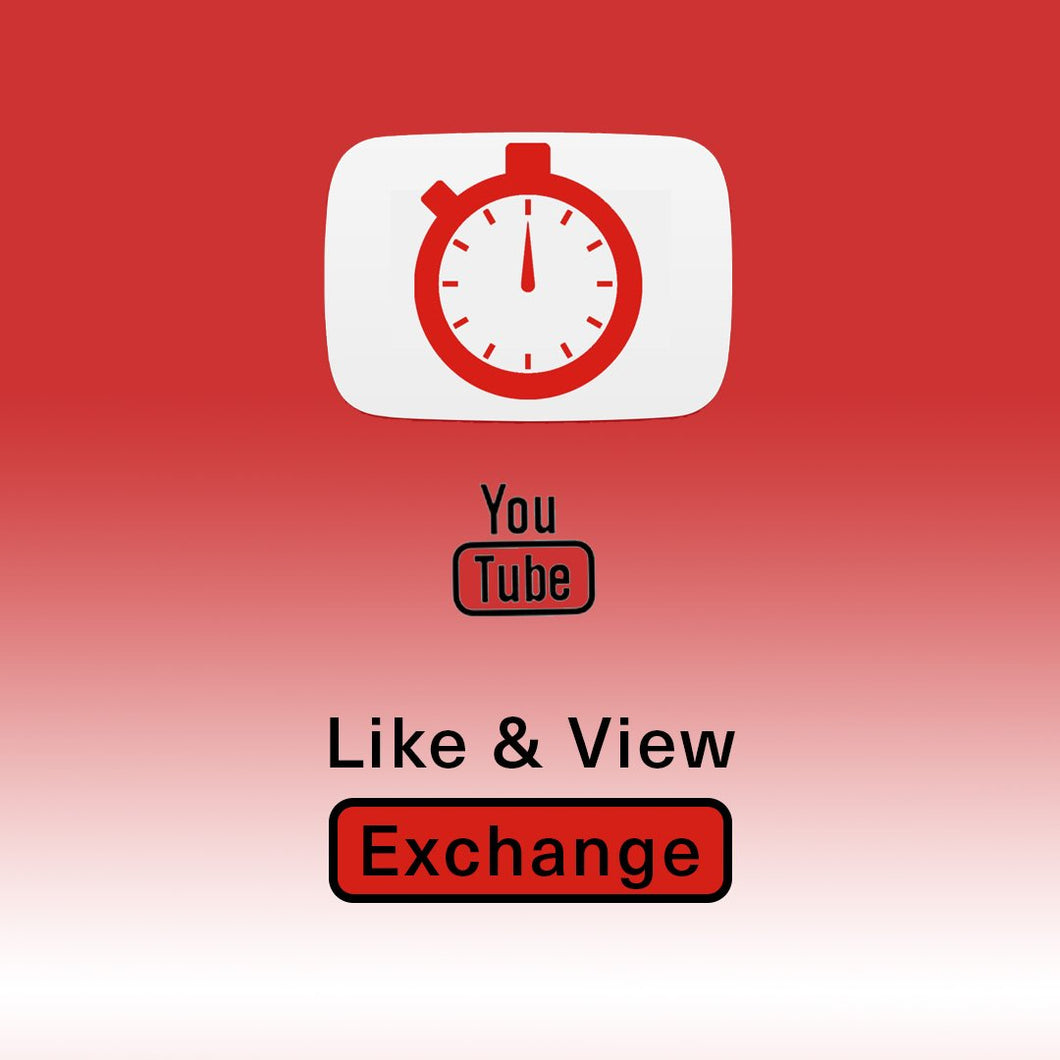 youtube like and view exchange social growth engine
