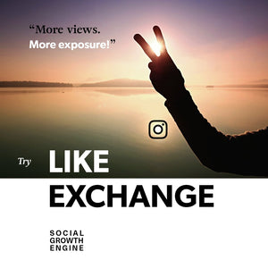 Like Exchange & Post Engagement Boost ULTIMATE (3 Posts Per Day) - SOCIAL GROWTH ENGINE
