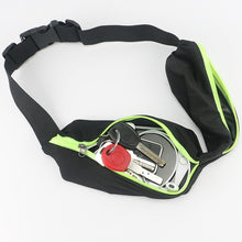 Load image into Gallery viewer, Portable Waist Bag With 3M reflective strip Waterproof Bag Pouch Pocket Coin Purse Hip Money Belt travel Mobile Phone Bag