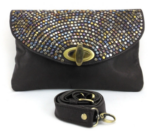Lunja - Studded leather bag