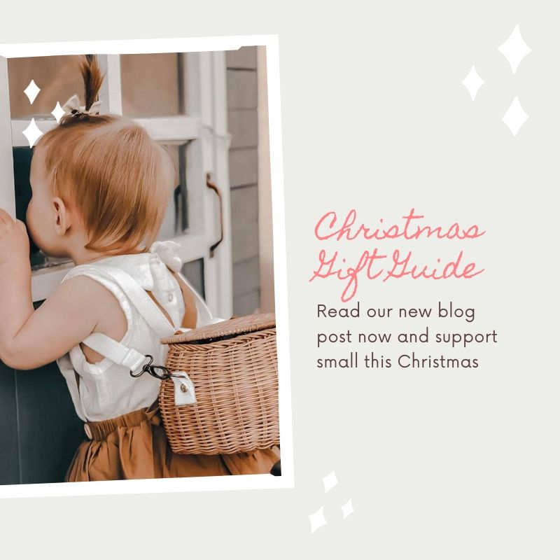 Christmas Gift Guide - Ella & Milk