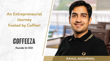 An Entrepreneurial Journey Fueled by Coffee!