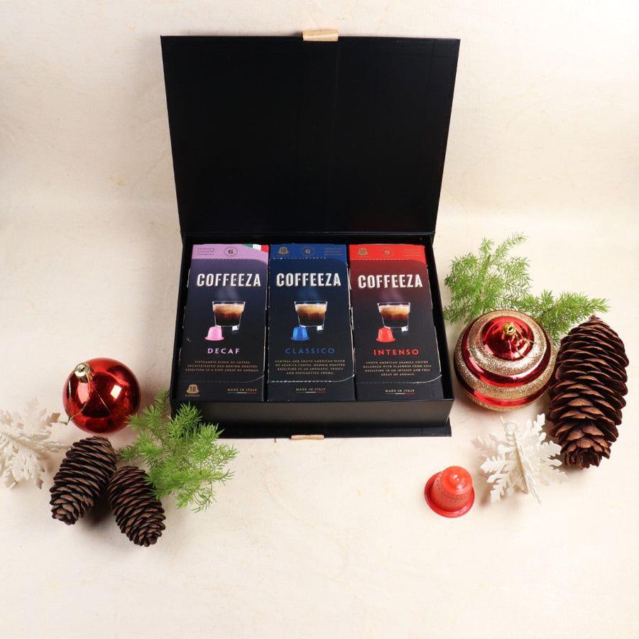 Gift Box (Contains 30 Assorted Capsules)