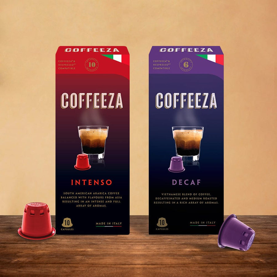 Intenso & Decaf Variety Pack