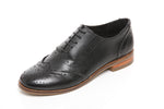 L324A BROGUE SHOE BLACK