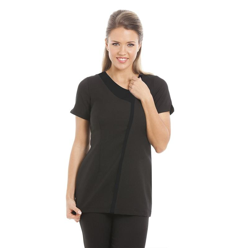 Havana Tunic Dark Grey/ Black - North Warwickshire