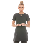 Kensington Tunic Dark Grey