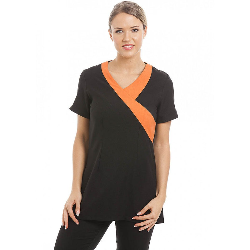 Ohio Tunic Black / Orange