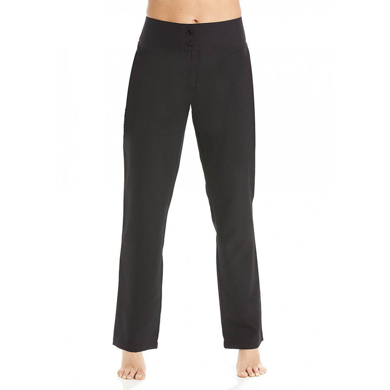 Straight Leg Trousers Black - Norwich College