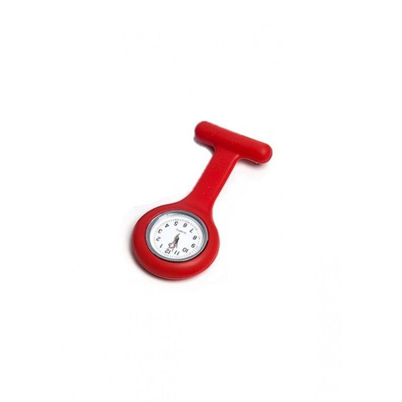 Fob Watch Red