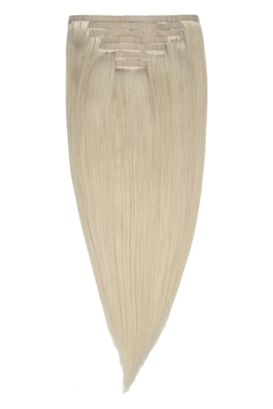 Brigitte Light Grey Clip-In Extensions - Signature