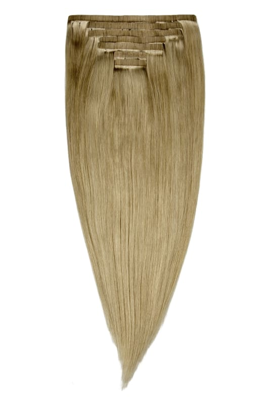 Cindy Dark Ash Blonde Clip-In Extensions - Signature