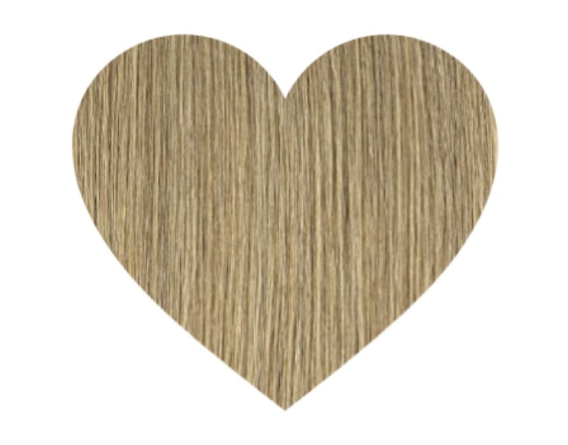 Tyra Dark Ash Blonde Clip-In Extensions - Signature