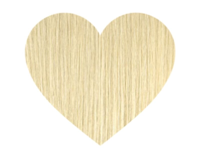 Platinum Blonde Clip-In Extensions - Signature