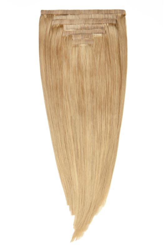 Pamela Dark Warm Blonde Clip-In Extensions - Signature