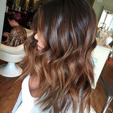 Giselle Warm Brunette Ombre