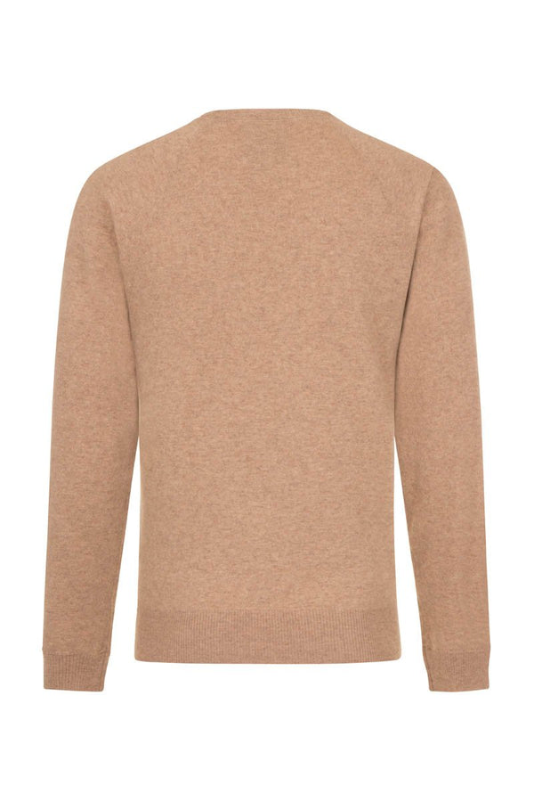 Bernard Weatherill Cashmere Crew Neck Crofter Savile Row Gentlemens Outfitters