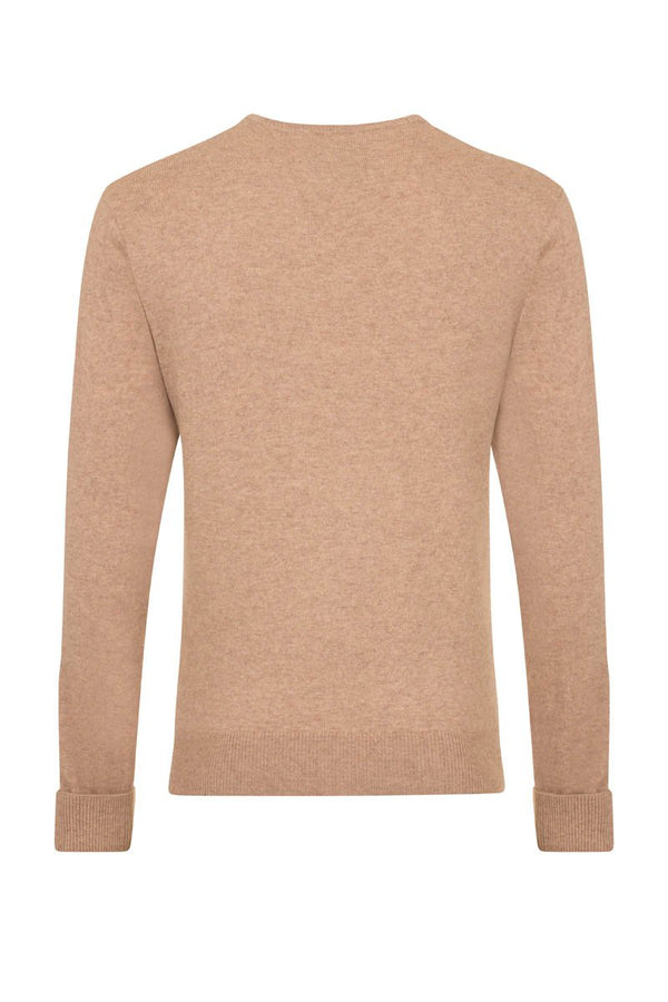 Bernard Weatherill Cashmere V-Neck Crofter Savile Row Gentlemens Outfitters