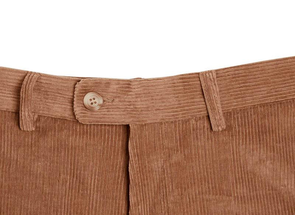 Bernard Weatherill Corduroy Trousers Stone Savile Row Gentlemens Outfitters