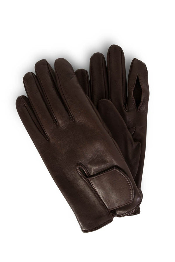 Bernard Weatherill Golf Style Leather Shooting Gloves Savile Row Gentlemens Outfitters