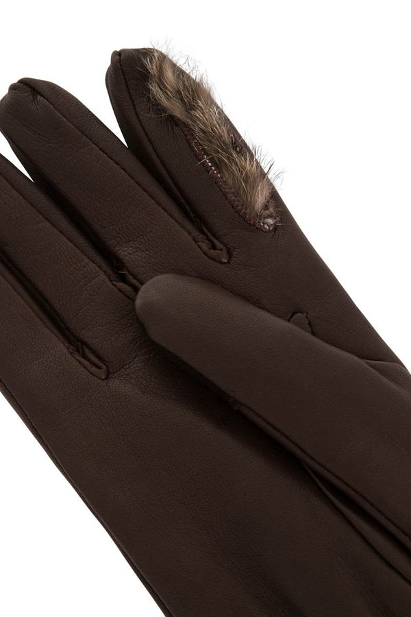 Bernard Weatherill Ladies Fur Lined Shooting Gloves Savile Row Gentlemens Outfitters