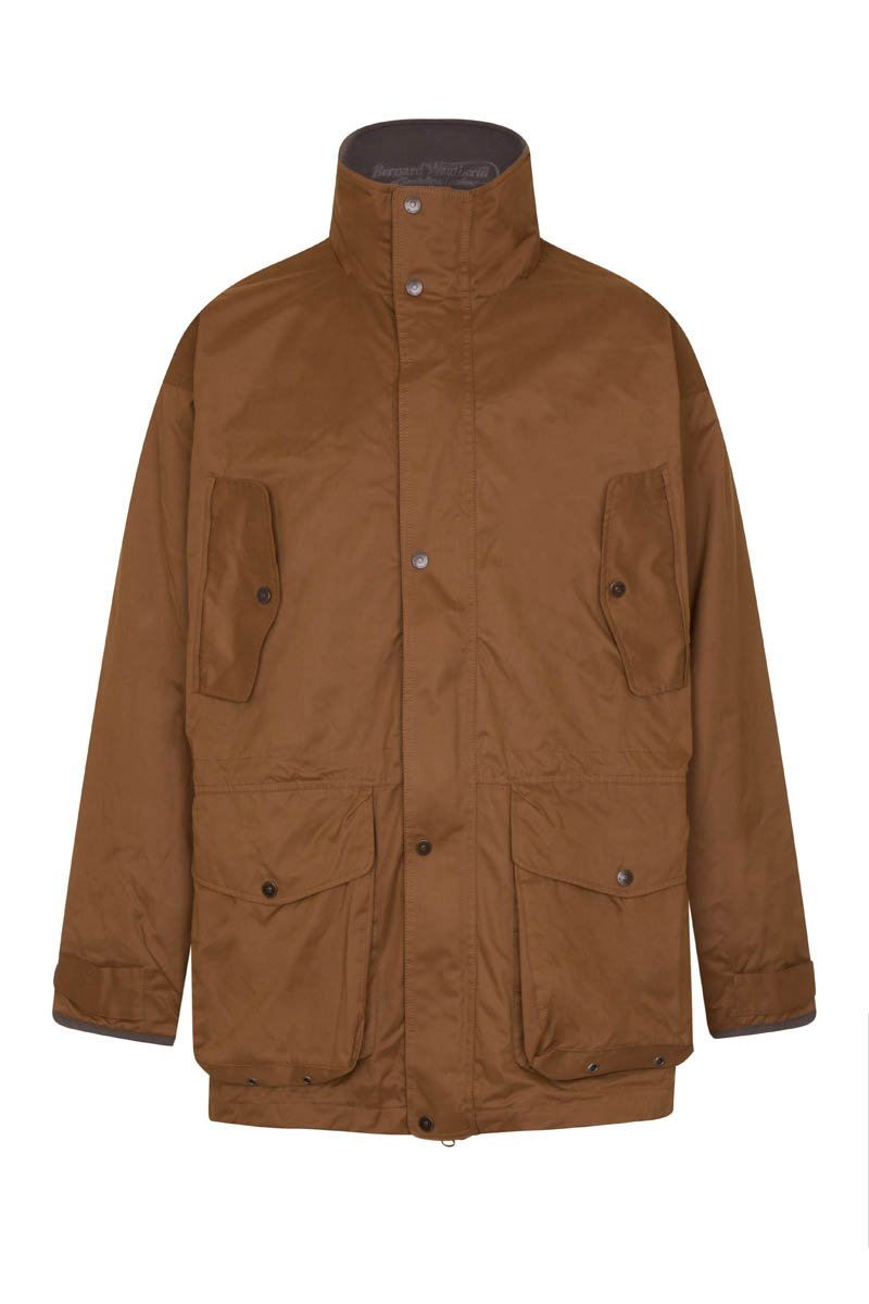 Bernard Weatherill Lightweight Field Jacket Bronze Savile Row Gentlemens Outfitters