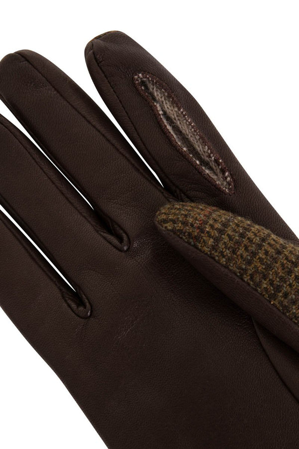 Bernard Weatherill Mens Tweed Shooting Gloves Savile Row Gentlemens Outfitters